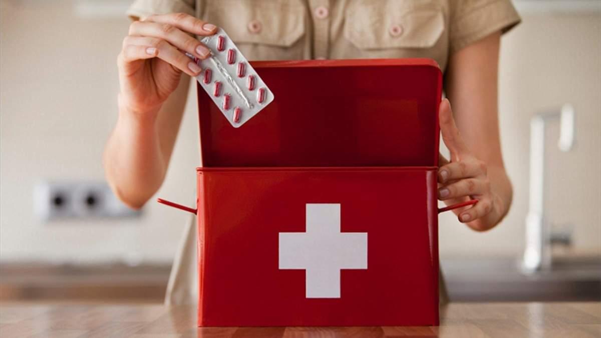 Як правильно зберігати ліки вдома: основні правила