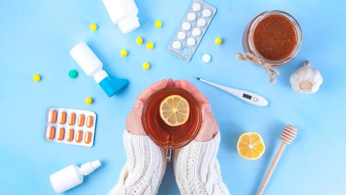 Сезон простуд не за горами: рассказываем как укреплять иммунитет