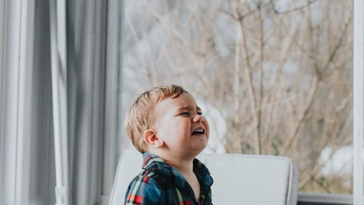 Плач у младенцев