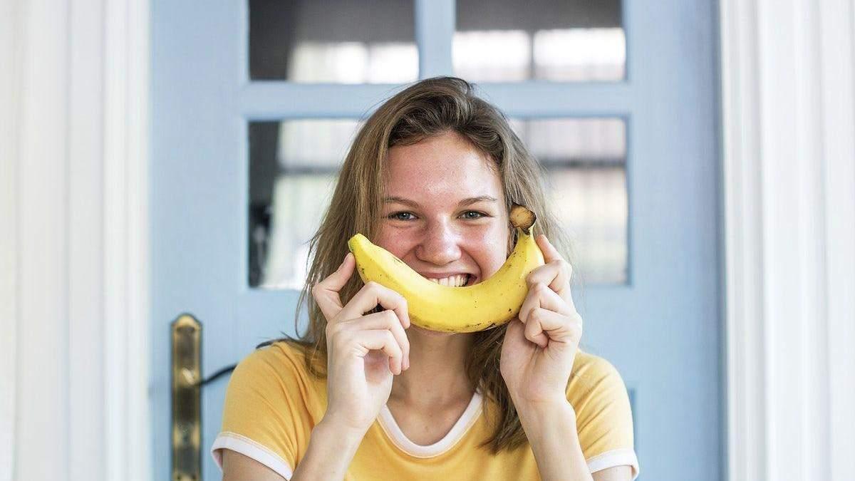 Здорове серце та схуднення: 5 причин їсти банани  щодня