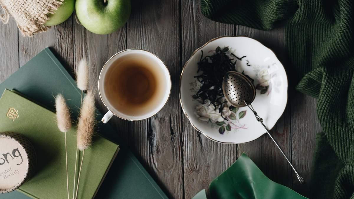 Какие чаи пить от кашля
