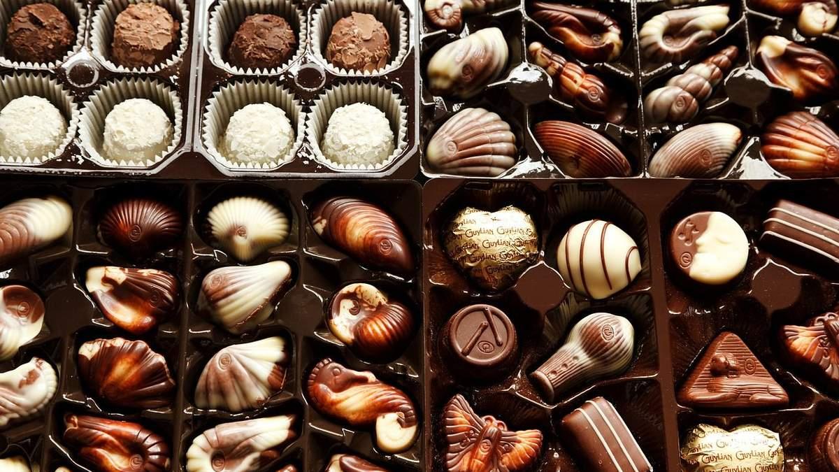 Шкода та користь шоколаду