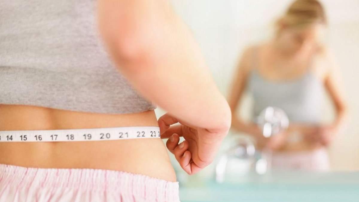 Секрети ефективного схуднення