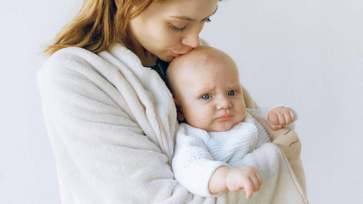 Причини плачу дитини