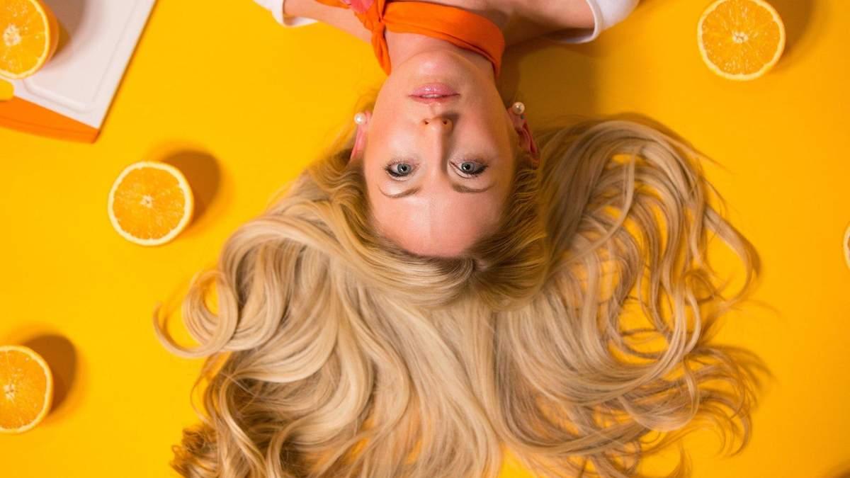 Вітамінотерапія для волосся