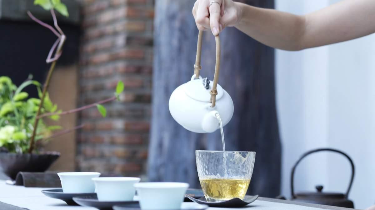 Мочегонный чай: риски для здоровья
