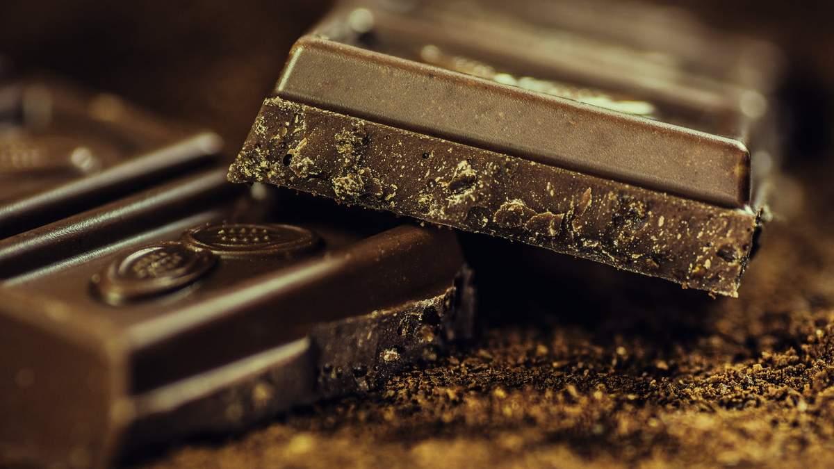 Чи можна зміцнити імунітет за допомогою чорного шоколаду - Корисно