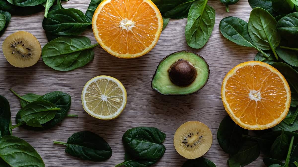 10 продуктів з високим вмістом поживних речовин, необхідних для зміцнення імунітету