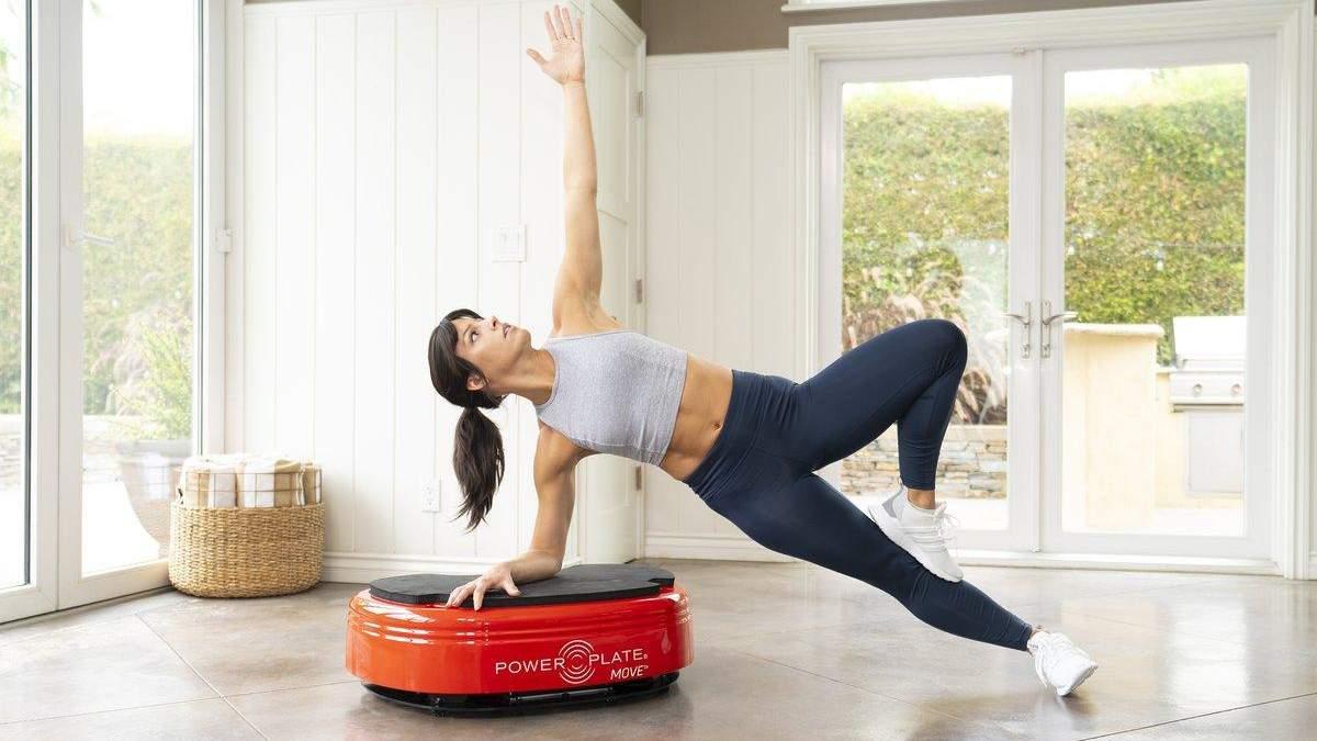Віброгімнастика: як прокачати тіло, не докладаючи зусиль