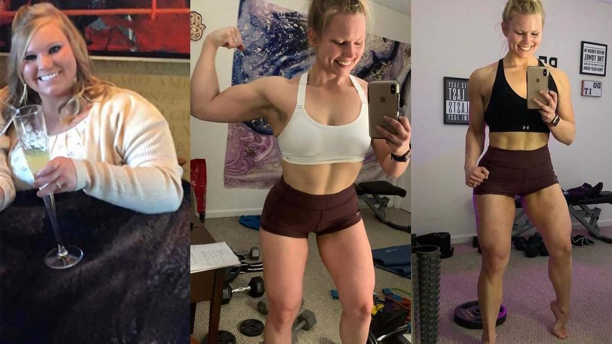 Рецепт схуднення на 30 кілограмів