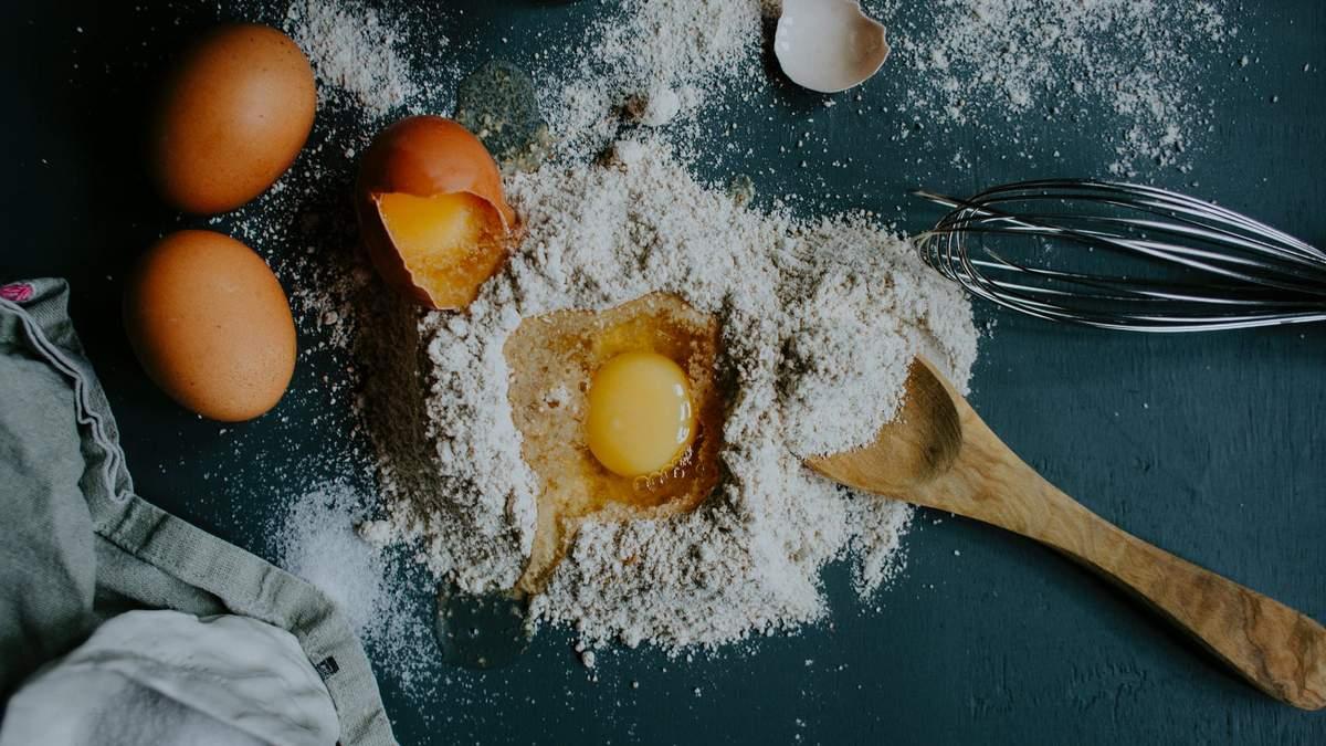 Чим замінити яйця в випічці