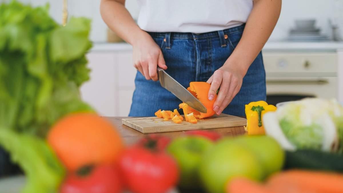 Що трапиться, якщо їсти овочі впродовж місяця