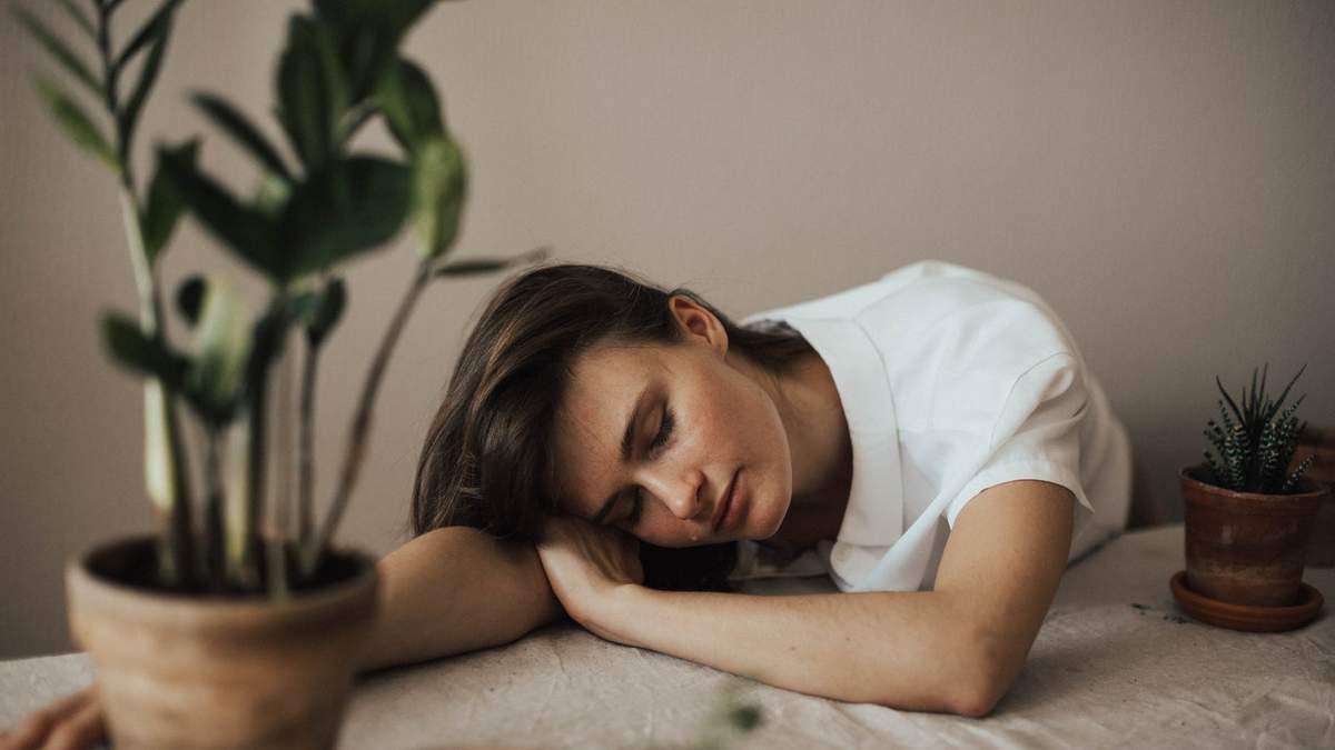 Почему вы чувствуете усталость и слабость