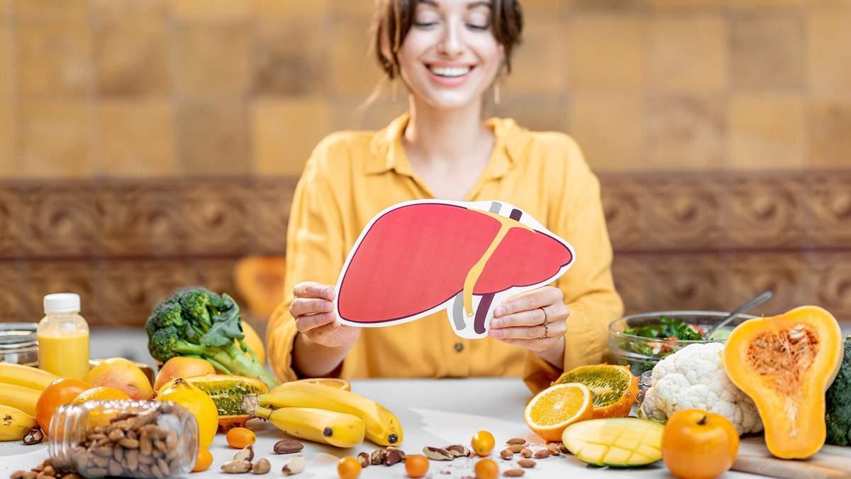 Все про здоров'я печінки