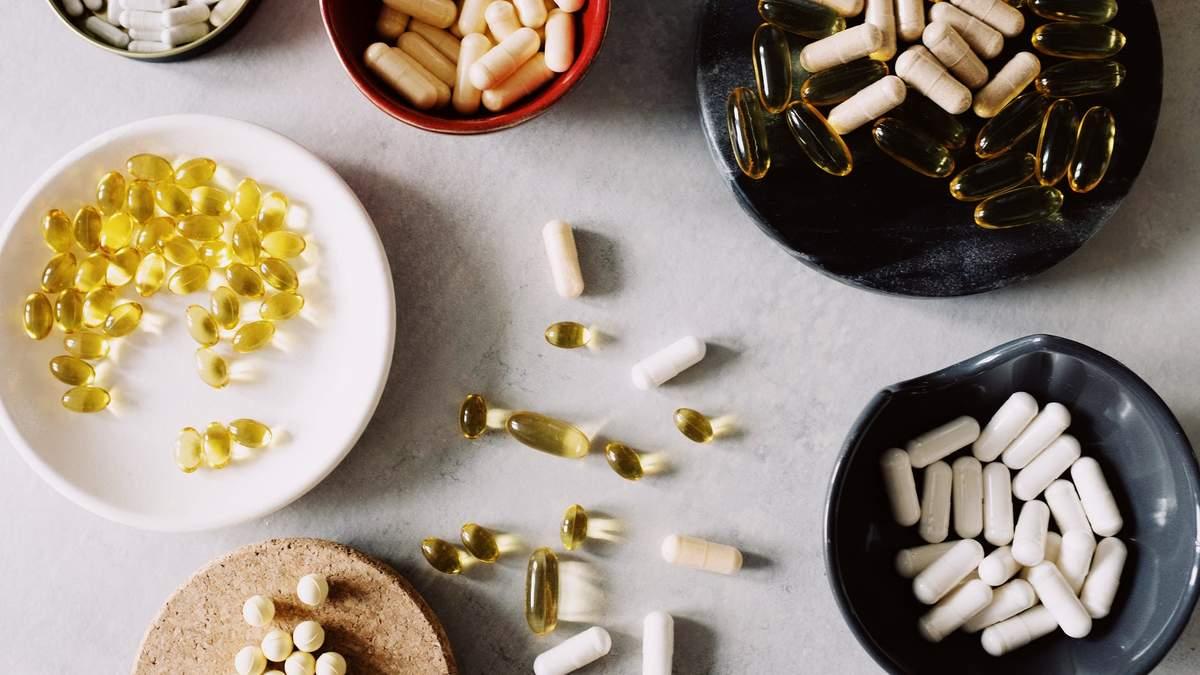 Які вітаміни приймати для підтримки судин