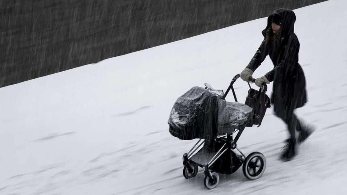 Метаанализ: Рожденные зимой имеют больший риск психических расстройств