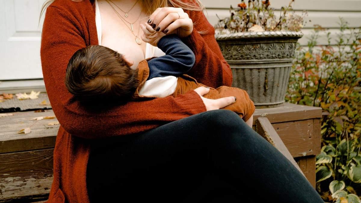 Як харчуватися в період грудного вигодовування