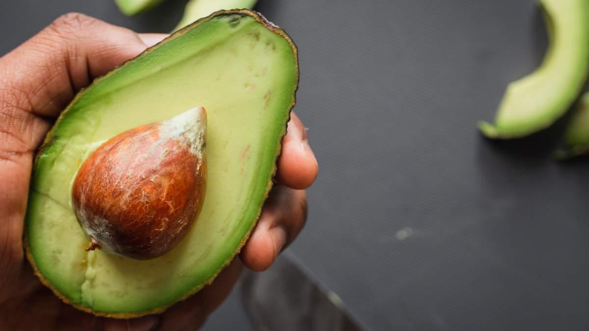 Користь авокадо для організму