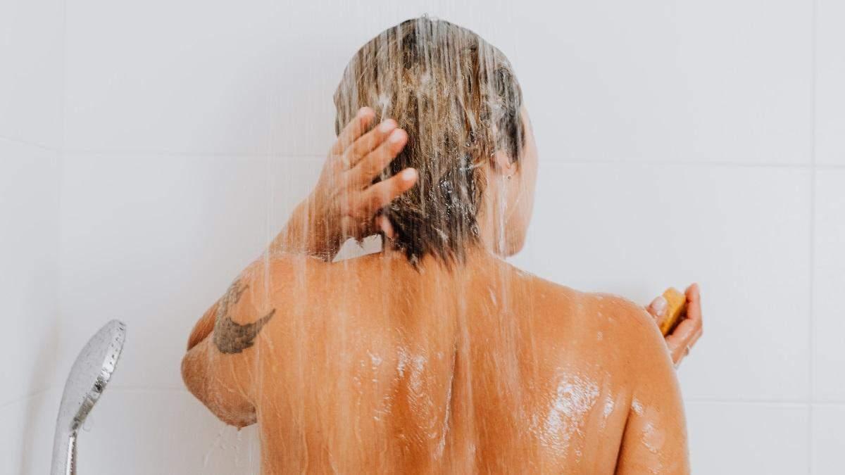 Чи потрібно приймати душ щодня: поради експертів - Корисно
