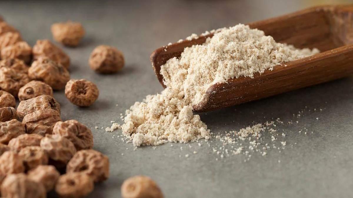 5 причин, почему мука из тигрового ореха может стать альтернативой пшеничной муке