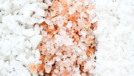 Что такое английская соль и почему она считается лучшим средством для очистки кожи