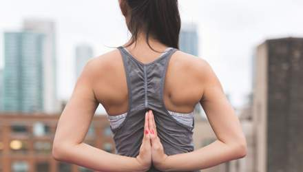 Випряміть спину: вправи для діагностики та профілактики сутулості