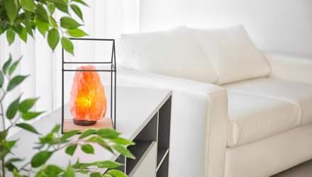 Крепкий сон и оздоровление: 5 причин приобрести солевую лампу