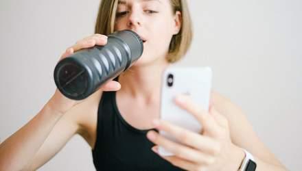 Вчені назвали напій, який підвищує ефективність тренувань