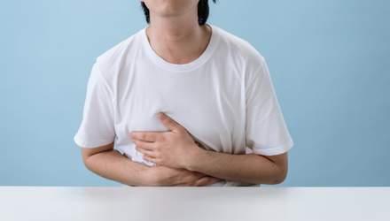 Гастрит: що їсти при запаленні шлунка