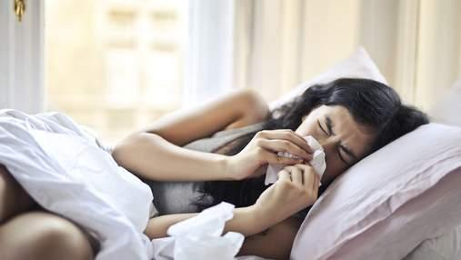 5 безопасных способов устранить насморк в домашних условиях