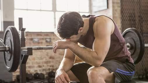 Чому нудить під час тренування: причини появи нудоти під час виконання вправ