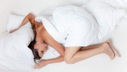 Зморшки не сплять: як уникнути деформацій обличчя завдяки правильній позі сну