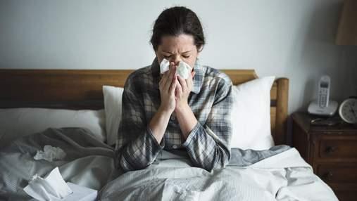Хронический насморк: причины, симптомы, лечение