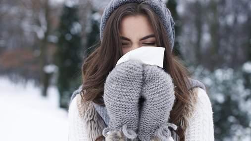 Зима без застуди: як усунути перші симптоми ГРВІ та не допустити ускладнень