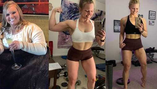 Відмовилася від алкоголю та вела щоденник: тренерка поділилася власним методом схуднення