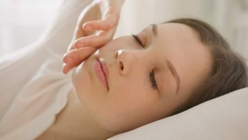 Як впоратися з безсонням та нарешті виспатись: 10 дієвих рішень