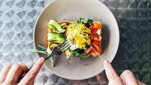 6 корисних сніданків: що приготувати зранку, не витрачаючи багато часу