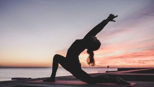 Чому йога корисна для здоров'я: 8 фактів від науковців