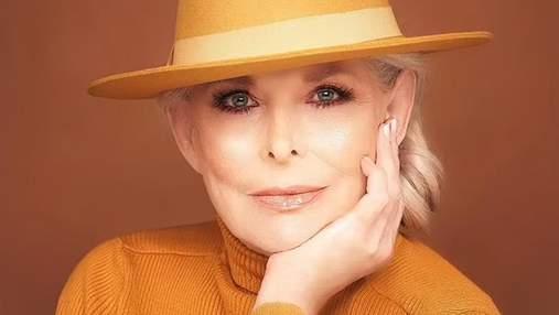 Як зберегти молодість та красу шкіри: дієві поради від 70-літньої моделі