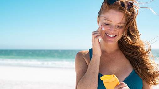 Сонцезахисний крем: на які позначки SPF треба звертати увагу та скільки наносити