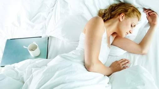 Лікар дав практичні поради, як налагодити сон