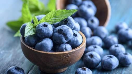 Какая ягода полезная: диетолог рассказала о пользе черники