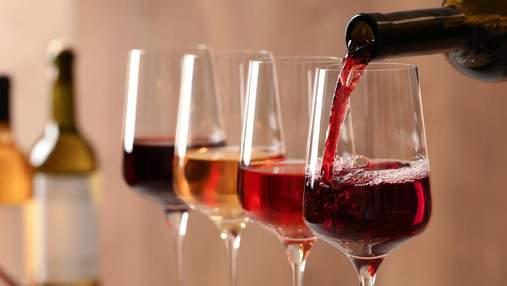 Негативні наслідки від вживання вина: вчені назвали 5 основних побічних ефектів