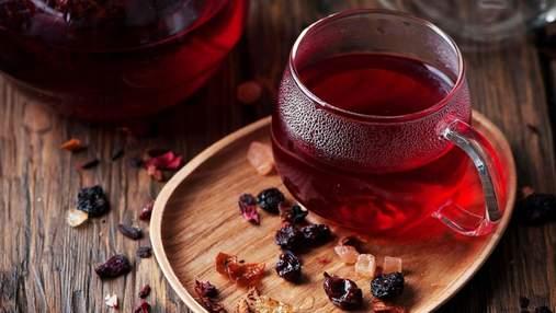Захищає та допомагає імунній системі: які корисні властивості чаю каркаде