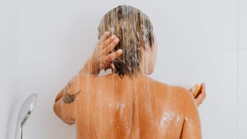 Чи потрібно приймати душ щодня: поради експертів