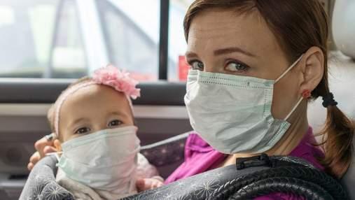 Як захистити дітей від COVID-19: з початку пандемії вже 152 тисячі хворих неповнолітніх