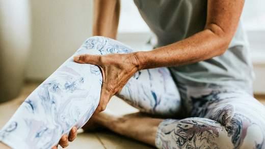 10 продуктів, які здатні полегшити біль в колінах